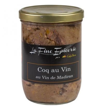 Coq au vin de Madiran - Verrine 750 g
