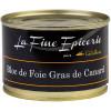 BLOC DE FOIE GRAS DE CANARD 150 g - BOITE RONDE 1/5