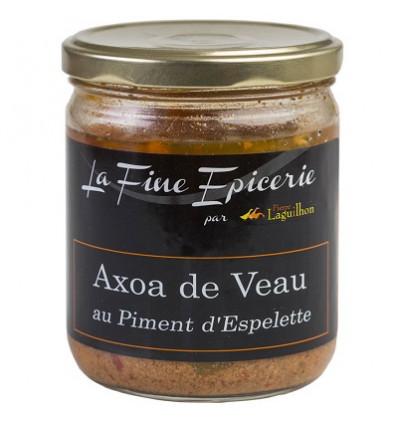 Axoa de veau au piment d'Espelette 350 g - Verrine 44,6 cl