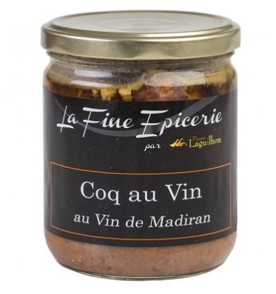 Coq au Vin de Madiran 385 g - Verrine 44,6 cl
