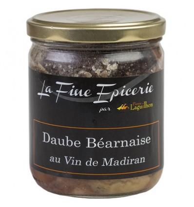 Daube béarnaise au Vin de Madiran 385 g - Verrine 44,6 cl