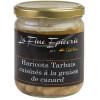 Haricots tarbais cuisinés à la graisse de canard 375 g - Verrine 44,6 cl