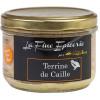 Terrine de caille 180 g - Verrine 24,5 cl