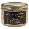 Terrine de campagne à l'Armagnac 180 g - Verrine 24,5 cl