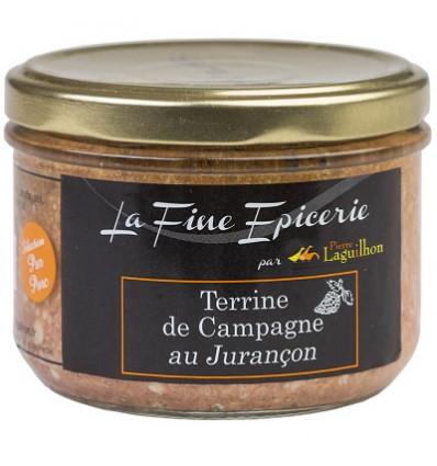 Terrine de campagne au Jurançon - Verrine 180 g