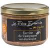 Terrine de campagne au Jurançon 180 g - Verrine 24,5 cl