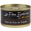 PATE DE FOIE DE VOLAILLE 125G _ BOITE OF 1/6 RONDE _ BOITE OF 1/6 RONDE