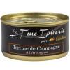 TERRINE DE CAMPAGNE A L ARMAGNAC 125G _ BOITE OF 1/6 RONDE