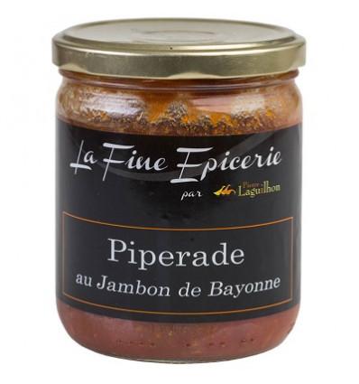 Piperade au jambon de Bayonne - Verrine 350 g