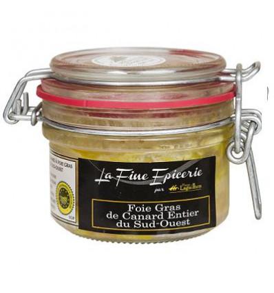 Foie gras de canard entier IGP SUD OUEST 130 g