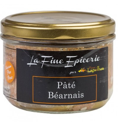 Pâté Béarnais pur porc - Verrine 180 g