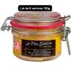 Coffret 6 verrines 130g : Foie gras de canard entier Label Rouge du sud-ouest 130 g