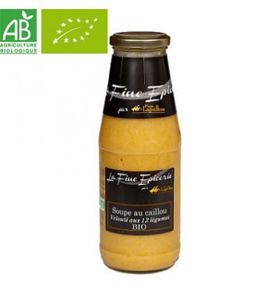 Soupe au caillou Velouté de 12 légumes BIO - Bouteille 720ml