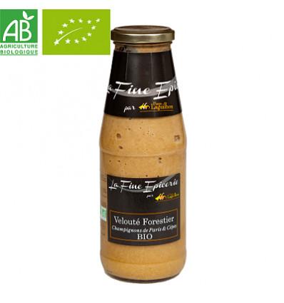 Velouté forestier champignons de paris et cèpes BIO - Bouteille 720ml