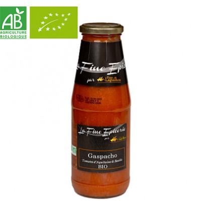 Gaspacho rouge à la tomate d'aquitaine BIO - Bouteille 720 ml