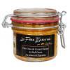 Foie gras de canard IGP Sud-ouest au piment d'Espelette - Bocal 200g