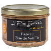 Paté de foie de volaille - Verrine 180 g
