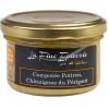 COMPOTEE POTIRON, CHATAIGNES DU PERIGORD - Verrine 90 g
