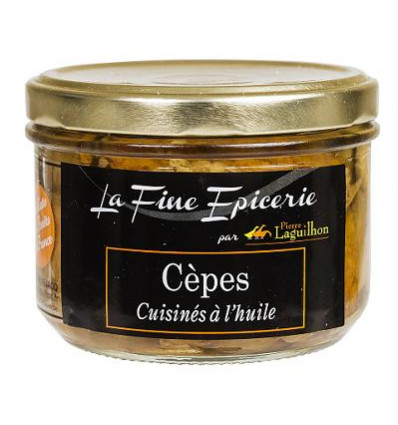 CEPES DES FORETS BEARN CUISINES A L'HUILE 200 G - VERRINE 24,5 CL