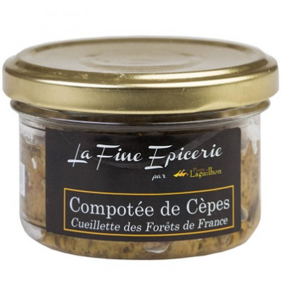 COMPOTEE DE CEPES - VERRINE 90 G