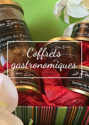 Découvrez le plaisir de la combinaison des saveurs avec ces coffrets gastronomiques de la maison Laguilhon.