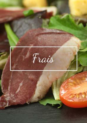 Que cela soit du magret de canard frais ou bien du foie gras de canard frais ou mi-cuit, cette gamme promet d'être un vrai délice.